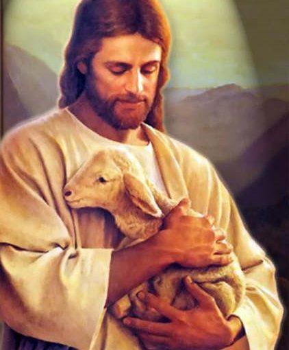 Preghiera della sera a Gesù e Maria