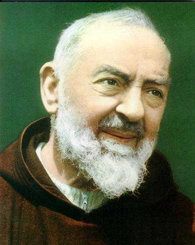 Preghiere di Padre Pio
