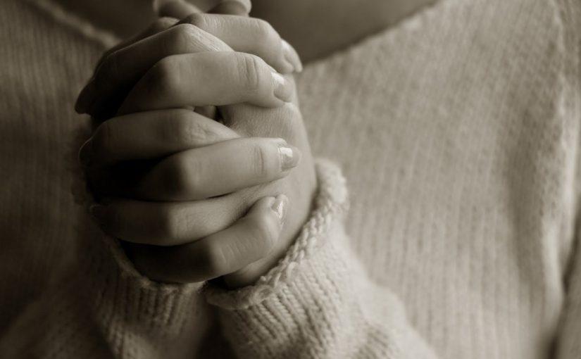 Preghiera anno nuovo