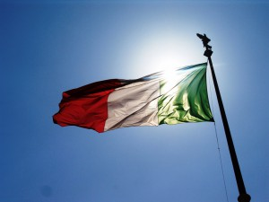 preghiera per l'Italia