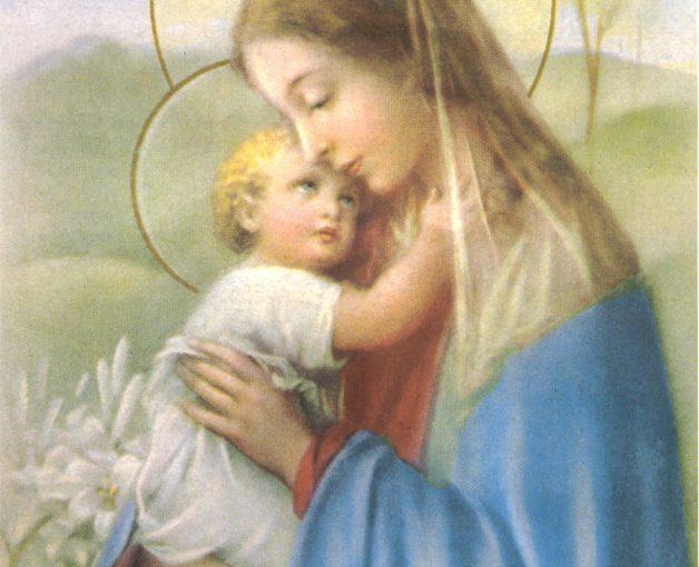Preghiera al Cuore di Maria