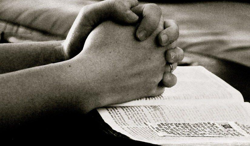 Preghiera nella prova