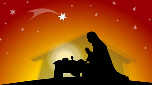 Canzone di Natale Astro del Ciel