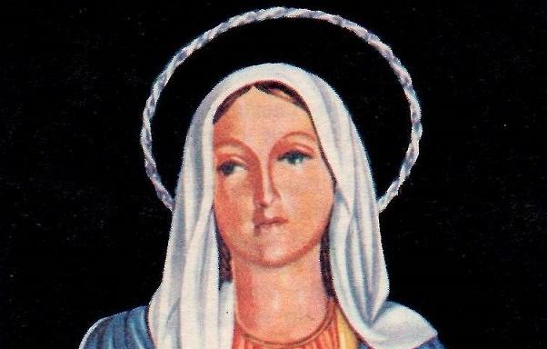 Preghiera di consolazione, Madonna consolatrice