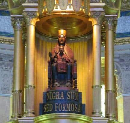 Preghiera alla Madonna del Tindari
